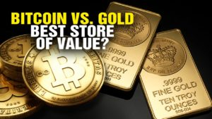 bitoin vs gold