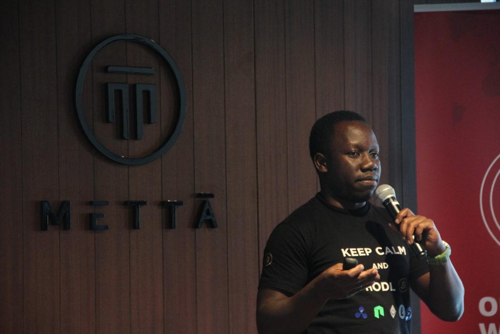 BLOCKCHAIN MEET-UP EVENT HELD IN NAIROBI KENYA
