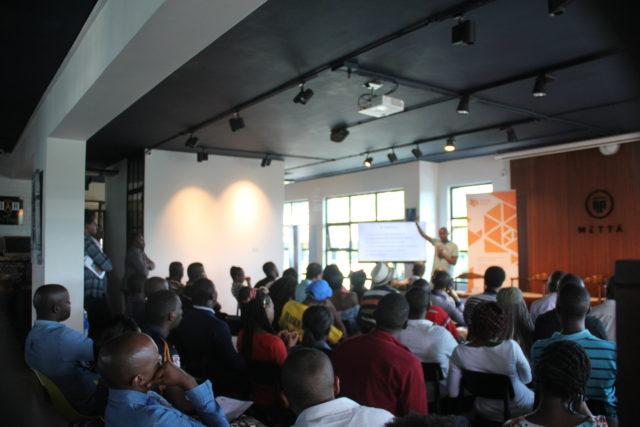 Blockchain Meet- up in Nairobi