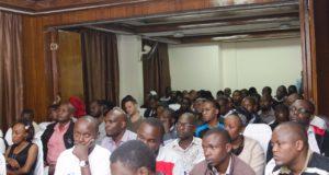 Nairobi Bitcoin attendees