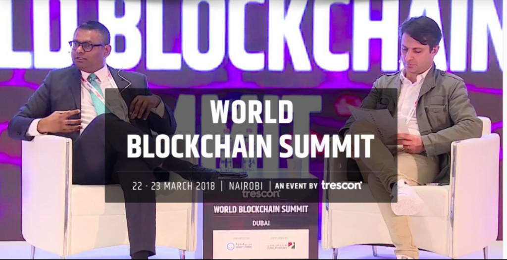Nairobi #WBS Blockchain Technology Summit