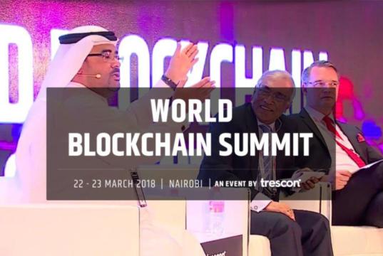 Nairobi #WBS Blockchain Summit