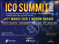 ICO summit 2018