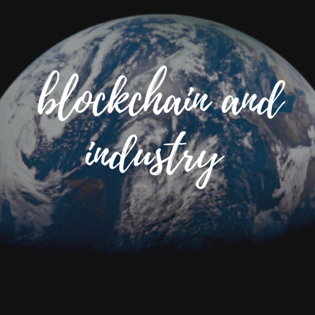 blockchain benefits to industries