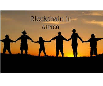 Africans can use blockchain to sort out poverty issues