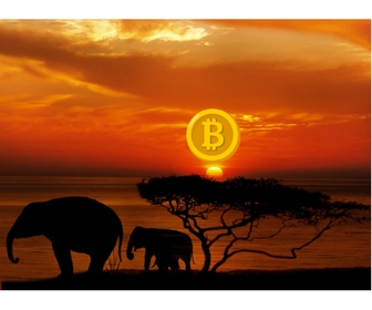 Blockchain solving African poverty
