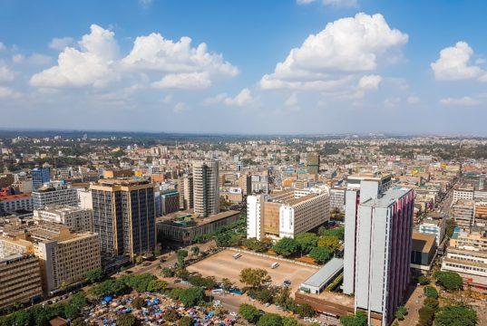 Nairobi's Silicon Savannah