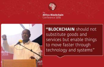 President Museveni, courtesy of blockchain association of Uganda