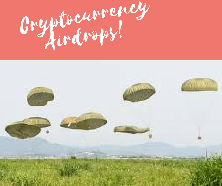 A Beginners Guide to Cryptocurrency Airdrops - coinweez