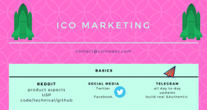 ICO marketing Africa