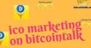 ICO Marketing on Bitcointalk