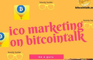 ICO Marketing on Bitcointalk