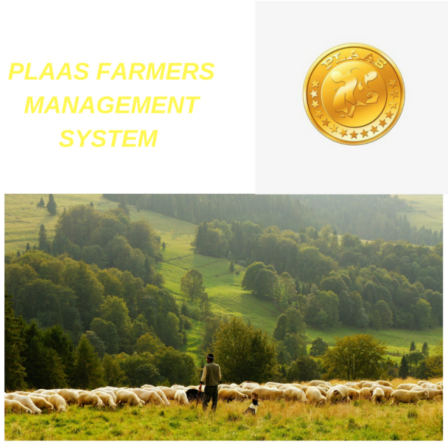 PLAAS FARMERS MANAGEMENT SYSTEM