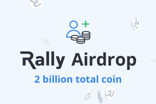 Rally Airdrop Rally Airdrop