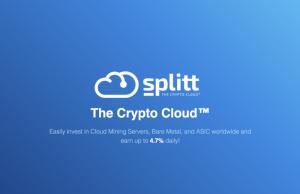 Splitt crypto mining