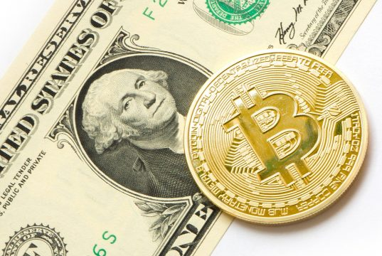 Dollar vs Bitcoin myths image courtesy of pixabay