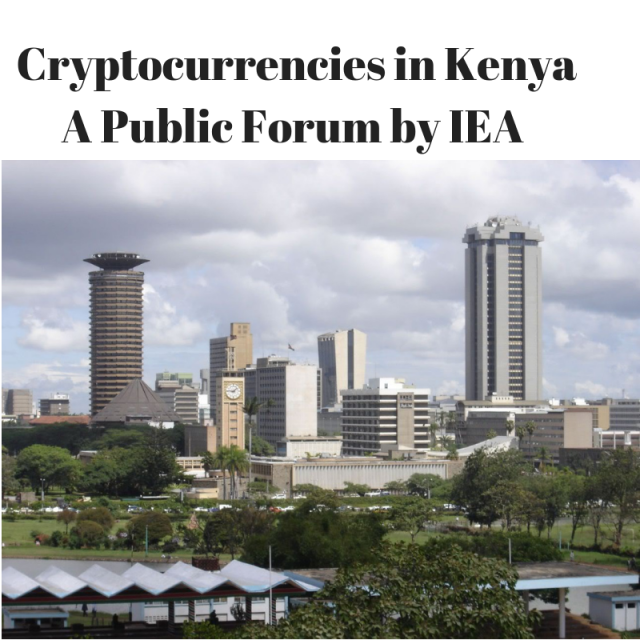Cryptocurrencies in Kenya