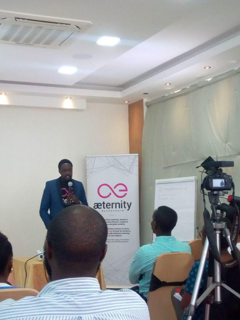 Aeternity Africa Blockchain in Business