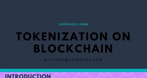 tokenization on blockchain