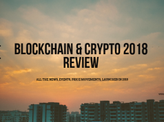 Blockchain and cryptocurrency 2018
