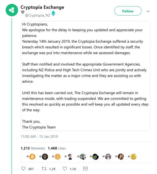 cryptopia twitter