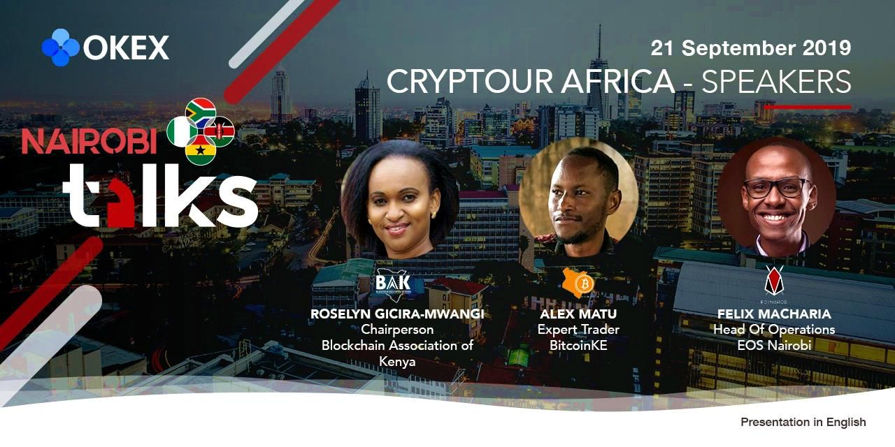 OKEX Brings the CryptoTour Africa