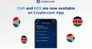 Crypto.com in Kenya