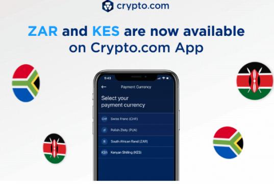 Crypto.com in Kenya